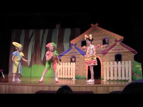 """Теремок' - Scarlet Sails Theater - May 2017"