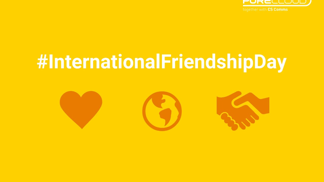 International Friendship Day 2019 ...