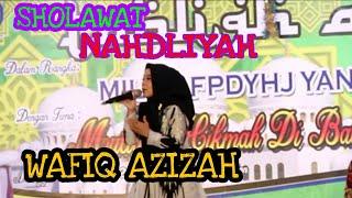 Download Lagu Sholawat NAHDLIYAH  ( WAFIQ AZIZAH ) mp3