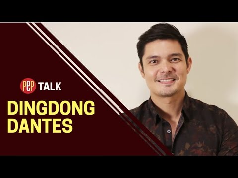 Dingdong Dantes | The Unmarried Wife | PEP TALK Full Interview