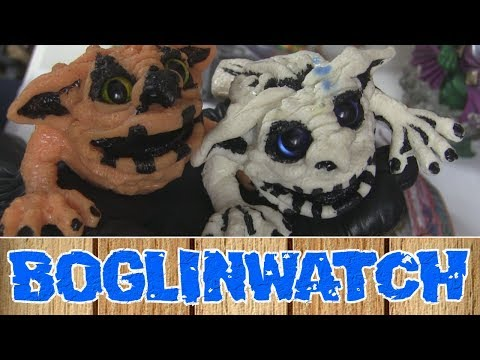 The Spookiest Imps, The Grumpiest Grumphs (Boglinwatch 2017)