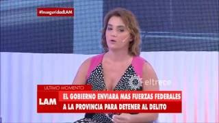 Nancy Pazos vs Analia Franchin por legitima defensa