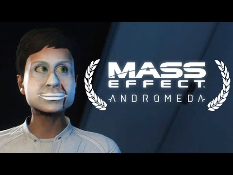MOST REALISTIC GAME EVER - Mass Effect: Andromeda Gameplay
