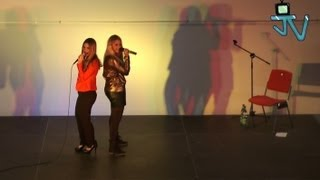 Fabienne Rothe & Silvia Amaru live in Kreischa 1/2