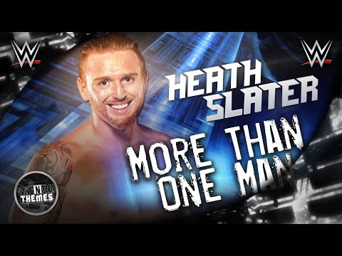 Heath Slater 12th WWE Theme Song 2016 - ''More Than One Man'' (V2) + DL [HD]