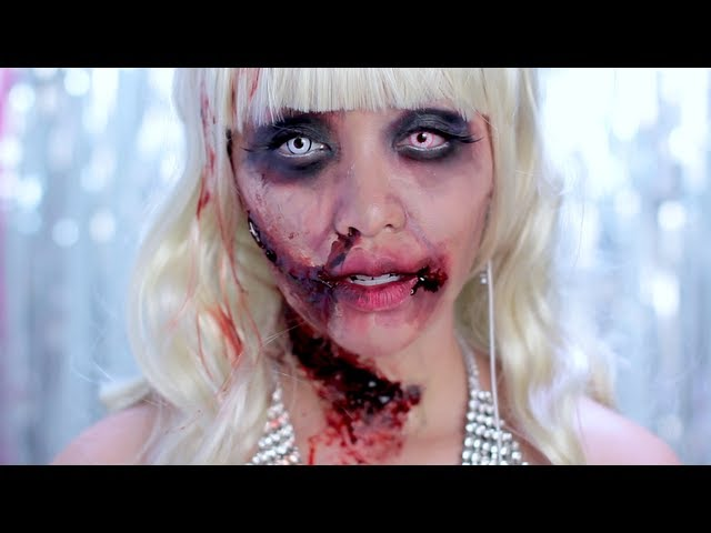 How to apply zombie makeup with pictures wikihow solutioingenieria Images