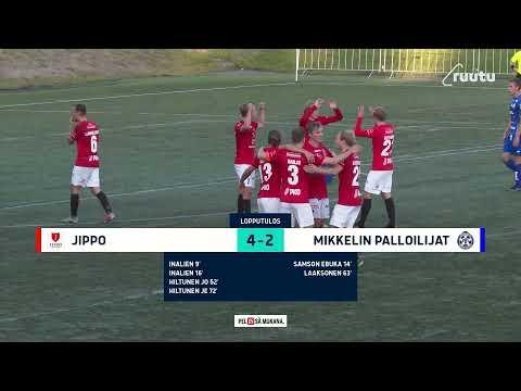 JIPPO Mikkeli Goals And Highlights