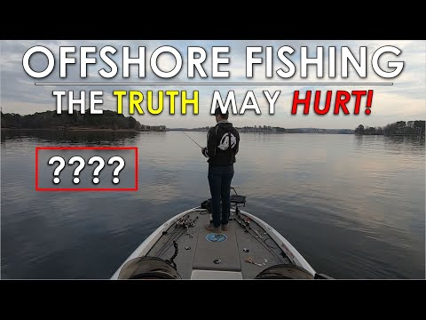 What Pros Don't Tell You About Offshore Bass Fishing | Lake Hamilton Tournament Day December 2019