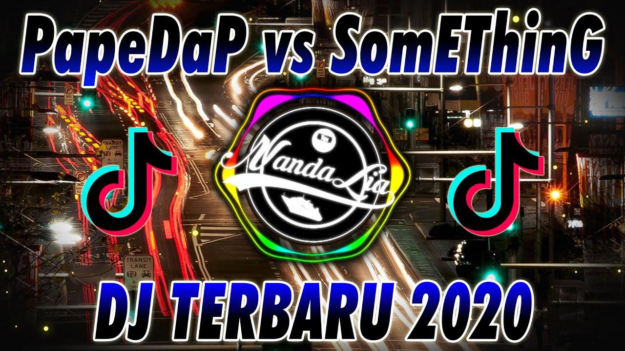 DJ PAPEDAP VS  SOMETHING JUST LIKE THIS FULL BASS - DJ TIK TOK TERBARU 2020