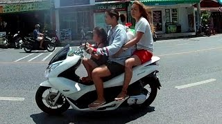 Круто, мы в Тайланде #Байкеры Пхукета #LUCKY