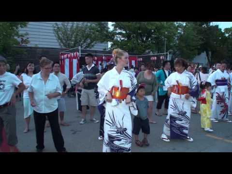 Japanese Folklore & Dance (8) - Natsu Matsuri & Bon Odori 2015 夏祭り
