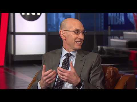 Adam Silver Discusses MLK Day and the Evolution of the NBA | NBA on TNT