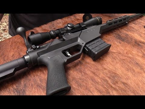 Savage Model 10 Stealth  in 6.5 Creedmoor