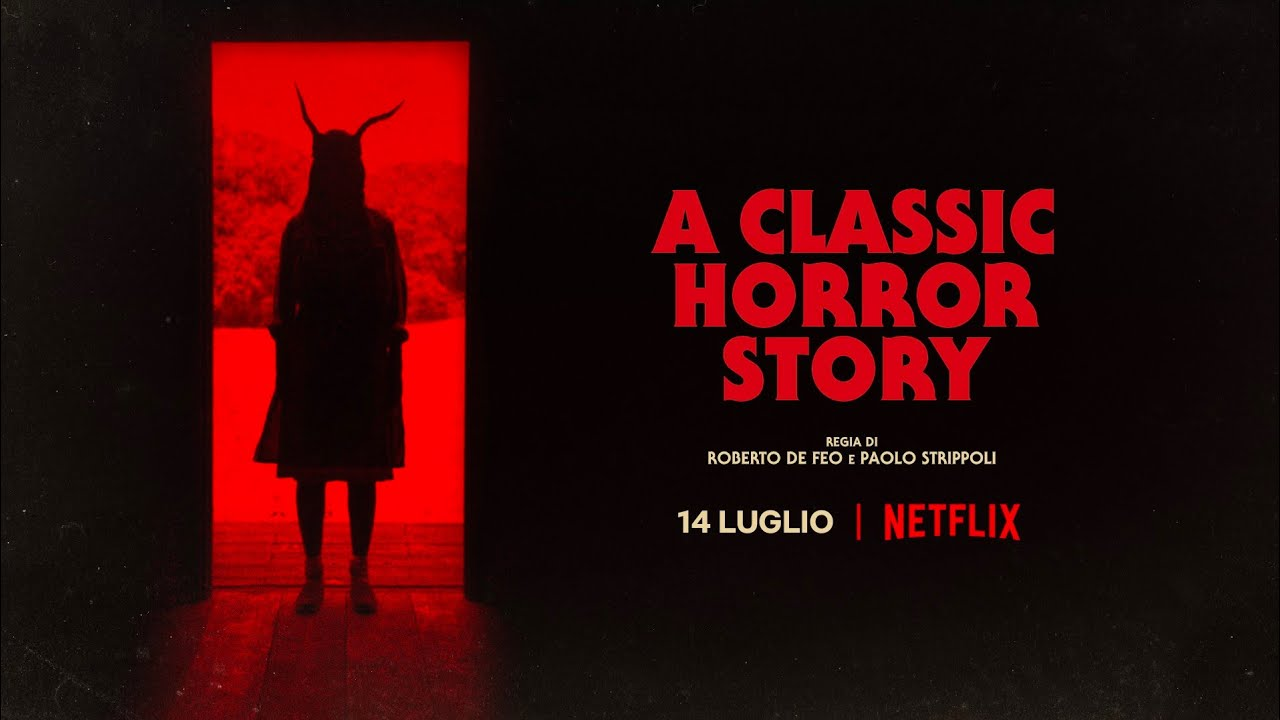 Trailer - A Classic Horror Story