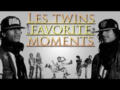 Best of LesTwins | Favorite moments COMPILATION!