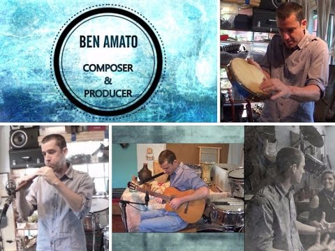 Ben Amato | Composer & Producer |  African and World Music | No.1/2 Heart Beats