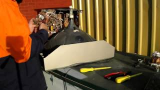 How To scrap a CRT TV - (copper and PCB recycling)