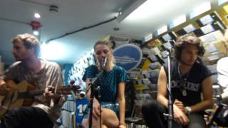 Wolf Alice - Soapy Water (Acoustic) (HD) - Banquet Records, Kingston - 02.07.15