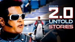 2.0 UNTOLD Stories Revealed by Resul Pookutty! | The Sound Story