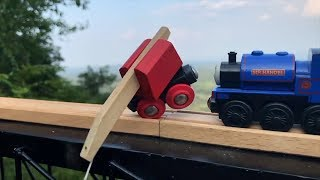 Why Sir Handel Wasn't In Season 5 Of Thomas And Friends