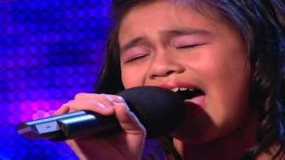 Britain's got talent 2013 Arixsandra Libantino age 11