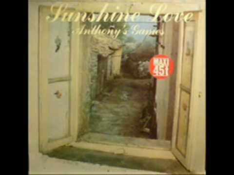 Anthony's games - Sunshine love (extended version)