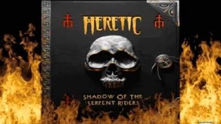Heretic: Shadow of the Serpent Riders gameplay (PC Game, 1996)
