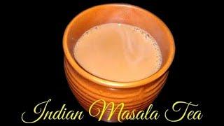 Masala Chai tea | Masala tea recipe in Marathi| Indian Masala Chaha | Indian masala tea