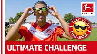 Last Minute Equalizer And Massive Skills - Crazy Glasses Challenge Compilation