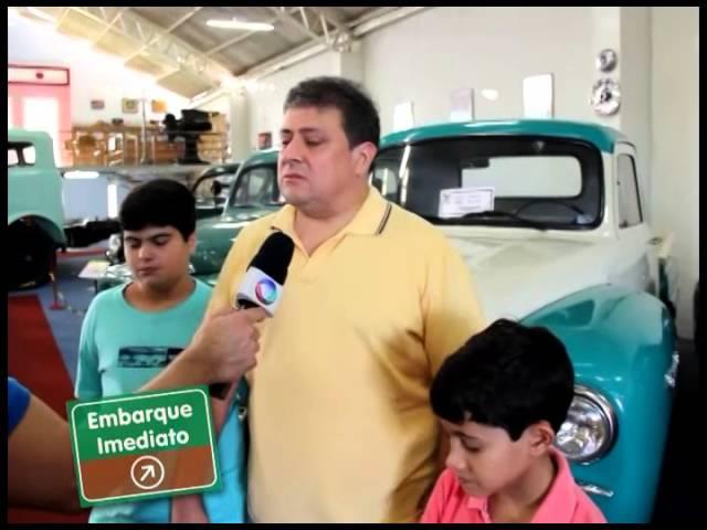 Museu do Carro Antigo em Gravatá-PE no Embarque Imediato #1