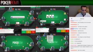 PokerDom Stream    Стрим Михаила Сёмина