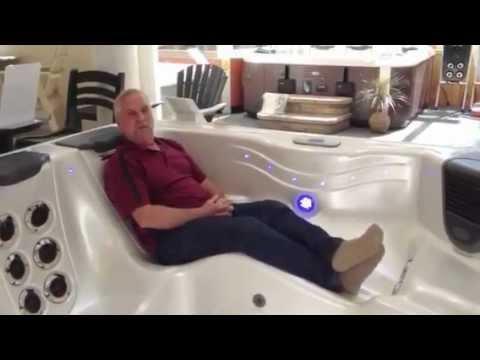Hot Tub Reviews Oasis Sauna For Bullfrog 562