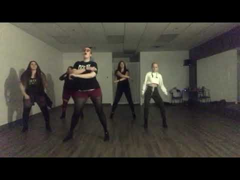 Woman Like Me- Heels at Fortitude Dance Centre