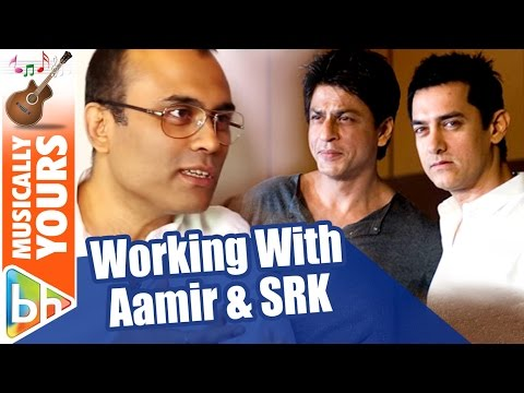 Working With Aamir Khan & Shah Rukh Khan | Amitabh Bhattacharya Shares His Experience