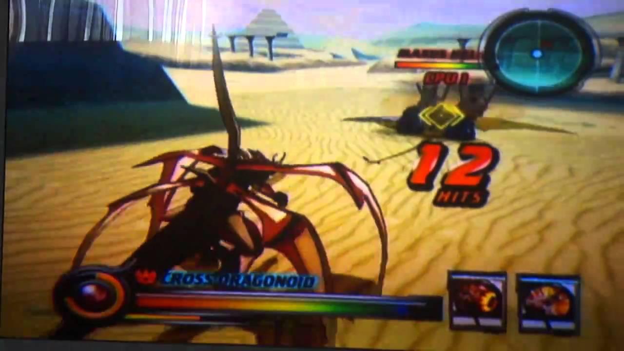 Bakugan Maxus Drago (Dragonoid) 7in1 Battle Monster Toy - YouTube