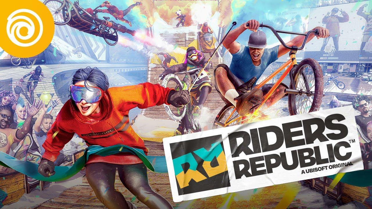 Riders Republic onthult details post-launch contentplan