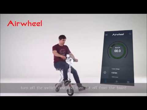 Airwheel E6 electric scooter