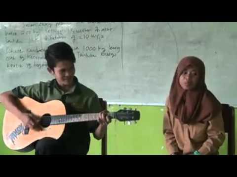suara merdu dari siswa SMK NW Anjani Lombok Timur NTB