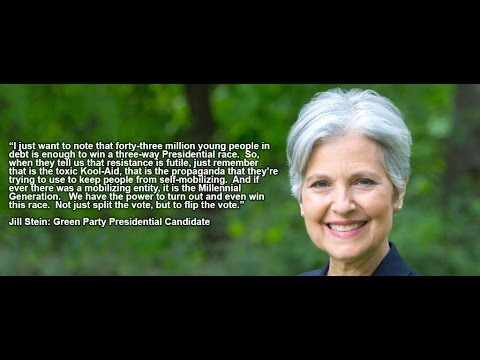 Ralph Nader interviews Jill Stein on September 17, 2016