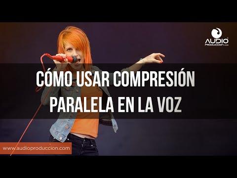 Cómo Usar Compresión Paralela En La Voz