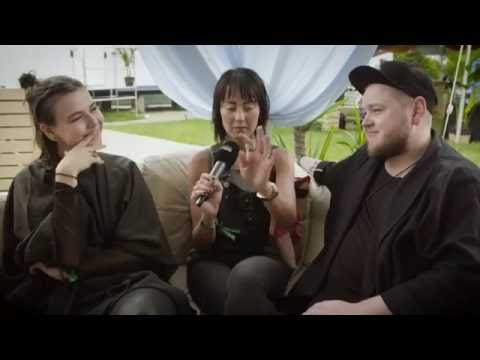 Of Monsters and Men Talk Game of Thrones and Festivals at Governor's Ball 2016