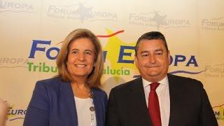 Fórum Europa Tribuna Andalucía con Antonio Sanz