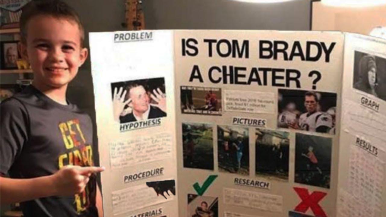 science fair tom brady