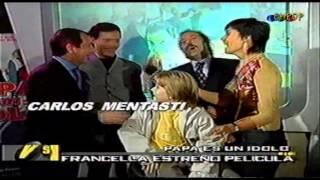 Estreno Papá es un idolo (Sebastian Francinni)