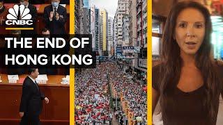 Can Hong Kong Survive As Asia's Financial Hub?