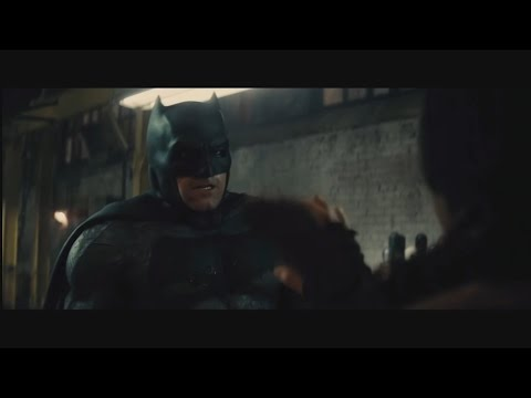 Batman V Superman Ultimate Edition Warehouse scene [EXTENDED] HD