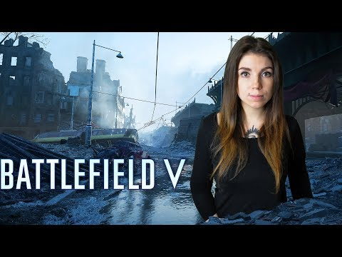 BATTLEFIELD V - UPDATE IS HERE - PS 4 PRO GAMEPLAY thumbnail
