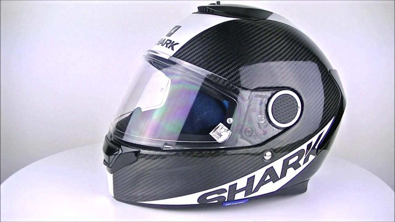 Casco de Moto Spartan Carbon 1.2 Skin DWS Shark