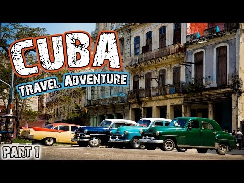 Naked CUBA (Travel Adventure) - Pt 1 - S03E09