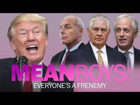 Mean Boys: Everyone's a Frenemy   The Washington Post Comedy + Satire